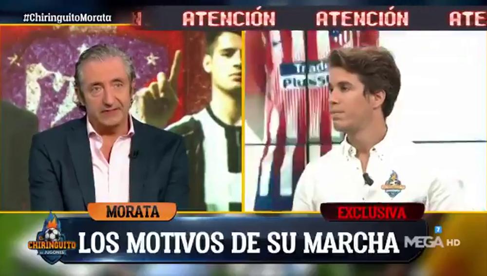 ¿Por qué se quiere ir Morata del Atlético de Madrid?: los tres motivos de su marcha