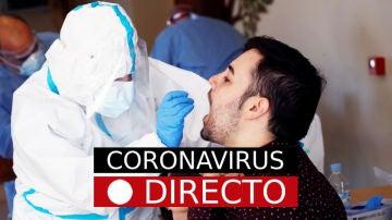 Coronavirus España hoy: Noticias, casos, vacuna y datos del COVID-19, en directo