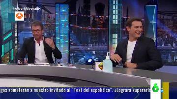 Lo que no se vio en televisión de la entrevista a Albert Rivera