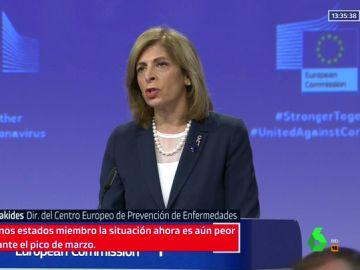 """La UE llama a actuar rápido contra la pandemia: """"Podría ser la última oportunidad para evitar una situación como la de marzo"""""""