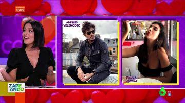 Andrés Velencoso, enamorado: así es Paula Gómez, su nueva novia