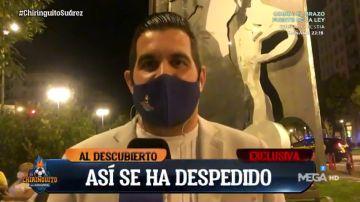 Así fue la emotiva despedida de Luis Suárez del vestuario del Barça