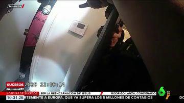 Las impactantes imágenes del asesinato a tiros de un hombre a manos de la policía en Nueva Jersey