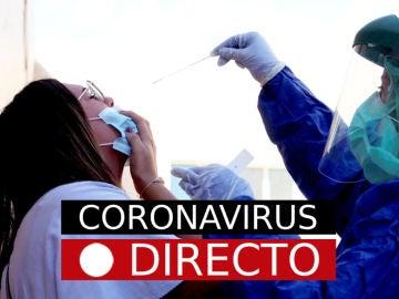 Coronavirus España hoy: Madrid, zonas de restricciones, noticias de última hora, casos y datos del COVID-19, en directo