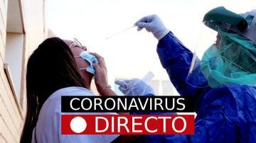 Coronavirus España hoy: Noticias de última hora, casos, vacuna, y datos del COVID-19, en directo
