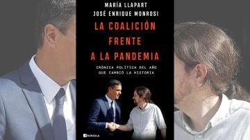Portada del libro 'La coalición frente a la pandemia'