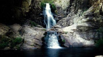 Cascada de Rascafría