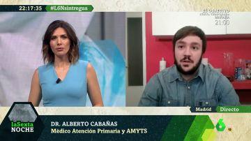 """La denuncia de un médico sobre las condiciones laborales en Madrid: """"Hay compañeros que han encadenado 40 contratos en un año"""""""