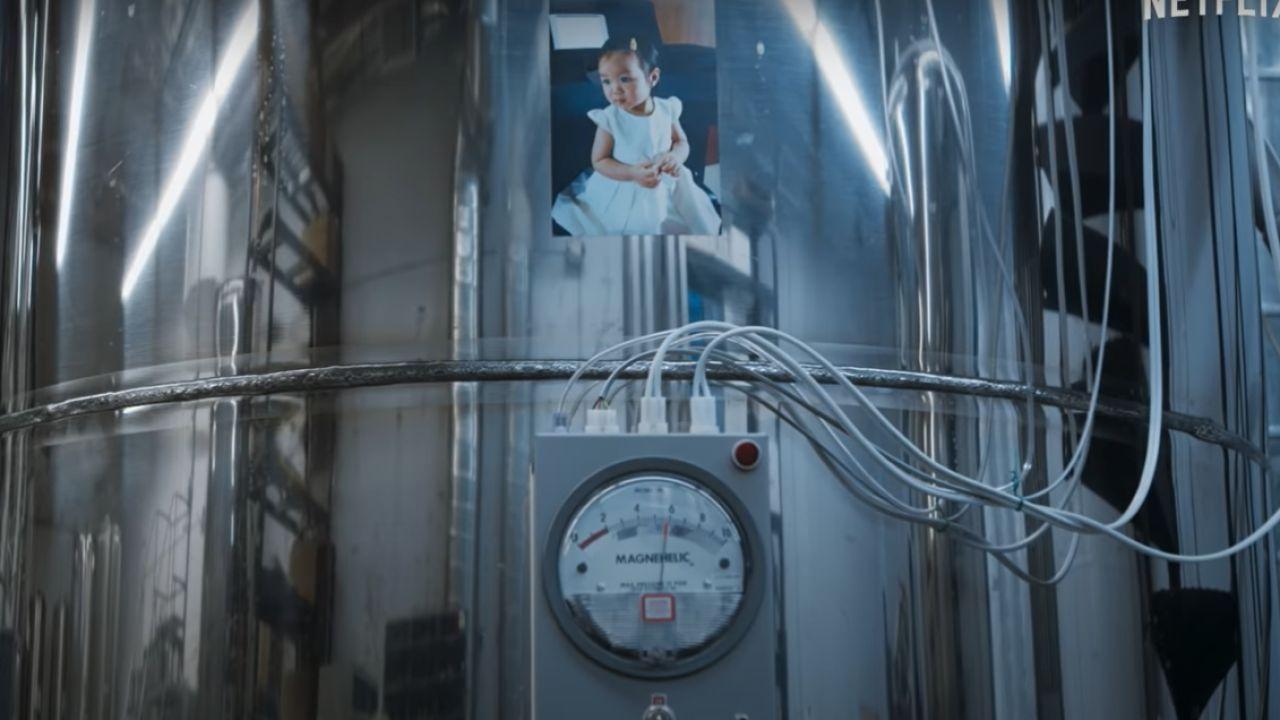 Imagen del documental 'Hope Frozen' de Netflix