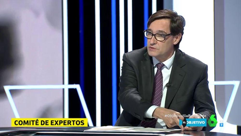¿Quiénes son los expertos que están asesorando al Gobierno para controlar la pandemia en España?