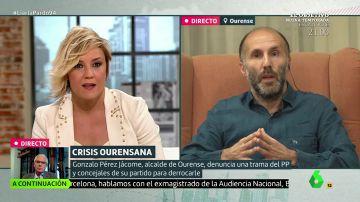 """Pérez Jácome habla del dinero del partido invertido en su televisión: """"Si existimos es gracias a ella, es necesaria"""""""