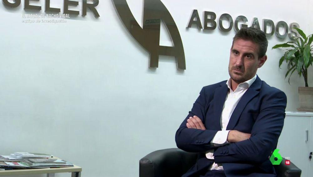 """El abogado de Nacho Vidal, sobre el caso del ritual del sapo bufo mortal: """"Se siente muy mal, pero no responsable"""""""