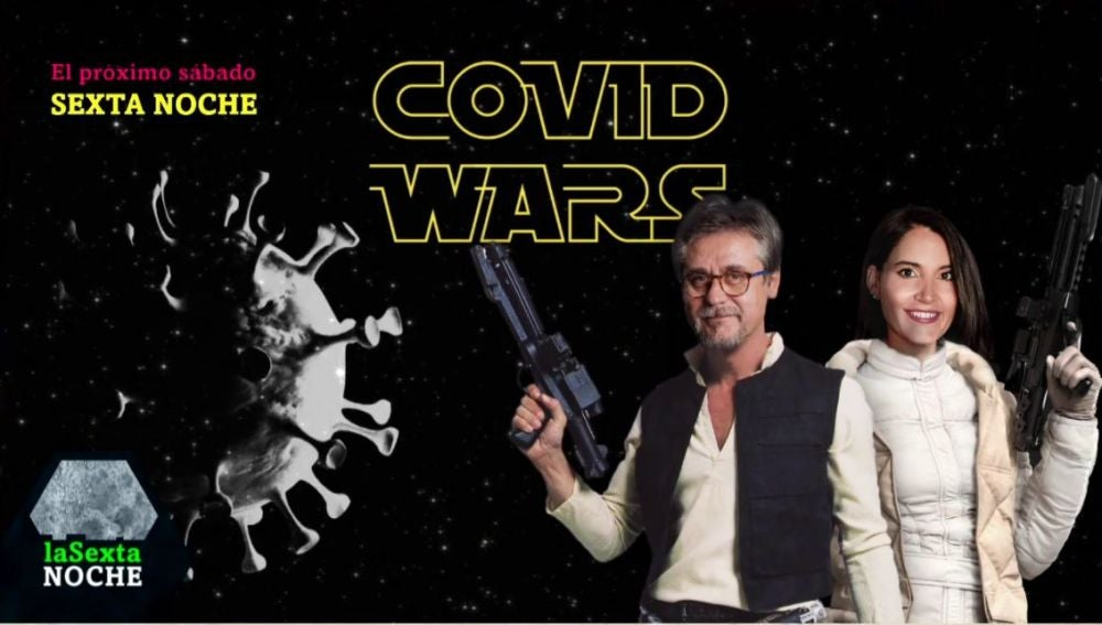 COVID Wars, en laSexta Noche