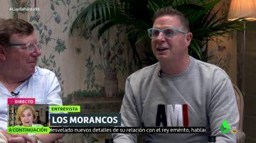 Jorge Cadaval en Liarla Pardo