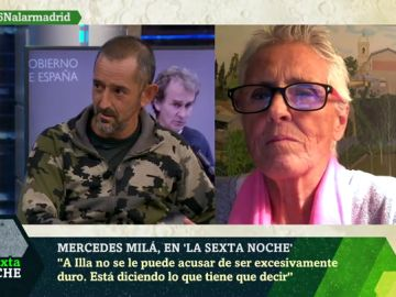 """La reacción de Mercedes Milá ante las críticas de Cavadas a Fernando Simón: """"¿Este señor quién es?"""""""