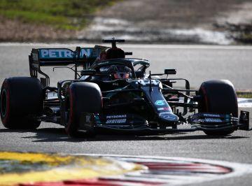 Lewis Hamilton GP Eifel 2020 Victoria