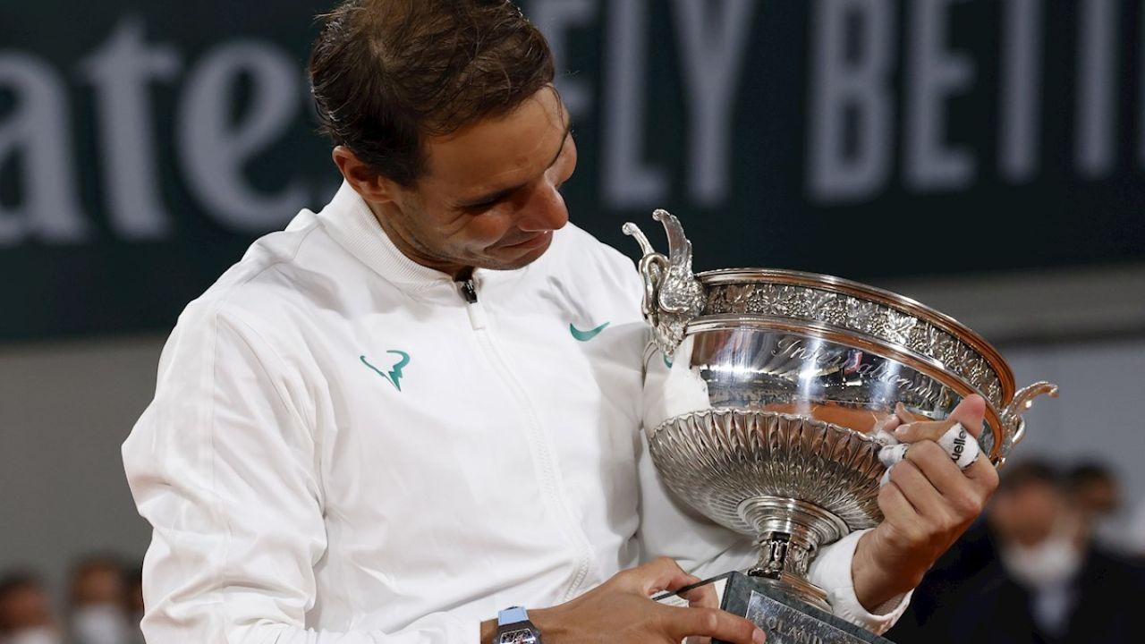 Rafa Nadal, con un nuevo Roland Garros