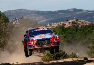 Dani Sordo logra su tercera victoria en el WRC