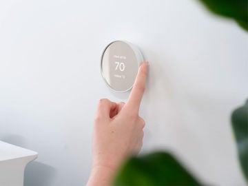 El nuevo termostato de Google