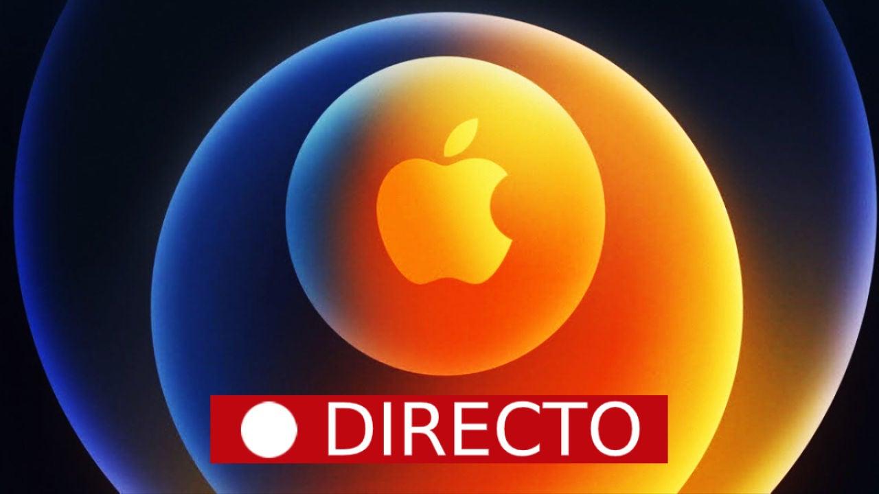 Presentación iPhone 12, hoy: Evento keynote 2020 de nuevos modelos de Apple, en directo