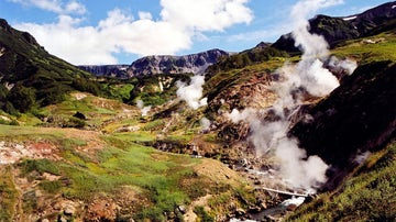 Valle de los Géiseres