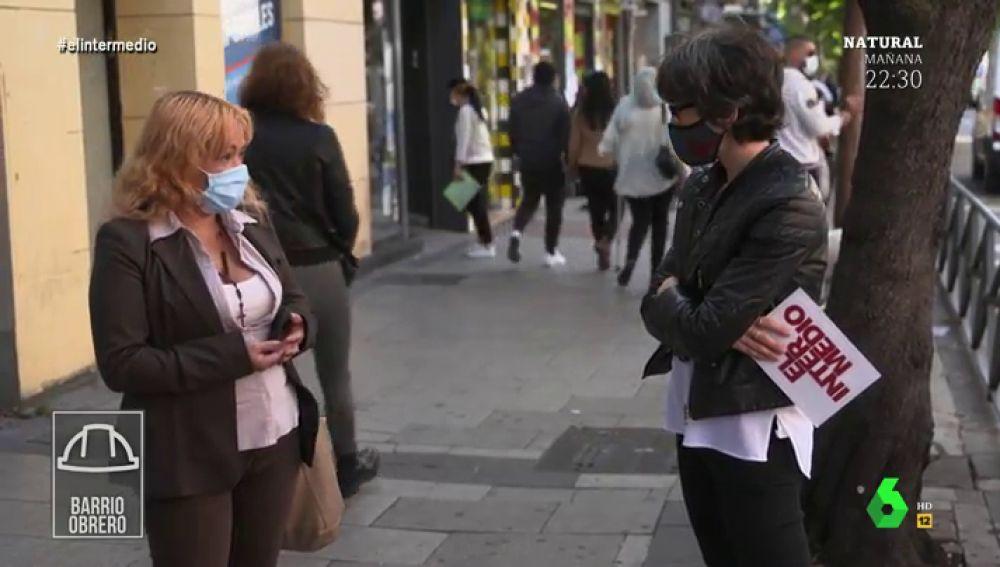 Las diferencias de vivir la pandemia en un barrio rico y uno obrero: de vender hasta el microondas para poder comer a comprarse un reloj de miles de euros