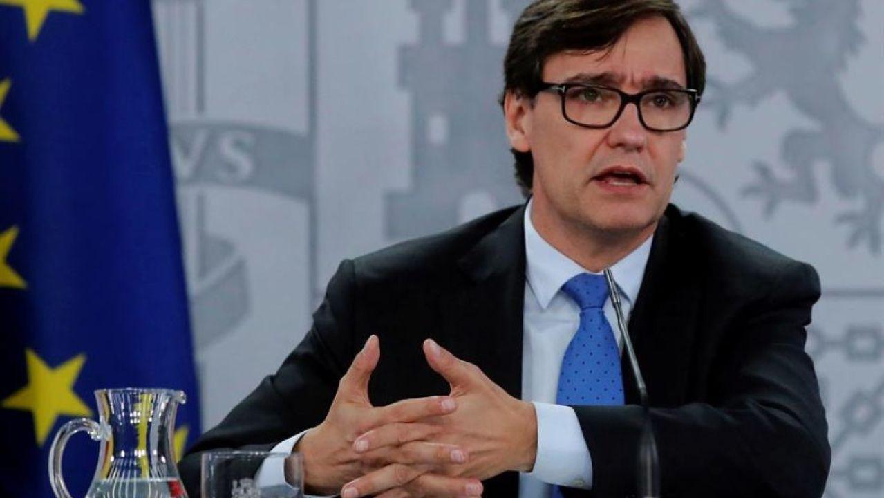 """A3 Noticias 1 (13-10-20) Salvador Illa asegura que """"no se dan las circunstancias"""" para levantar el estado de alarma en Madrid"""