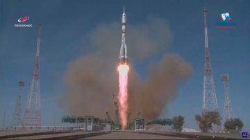 La nave rusa Soyuz MS-17 intentará llegar a la Estación Espacial Internacional en tiempo récord