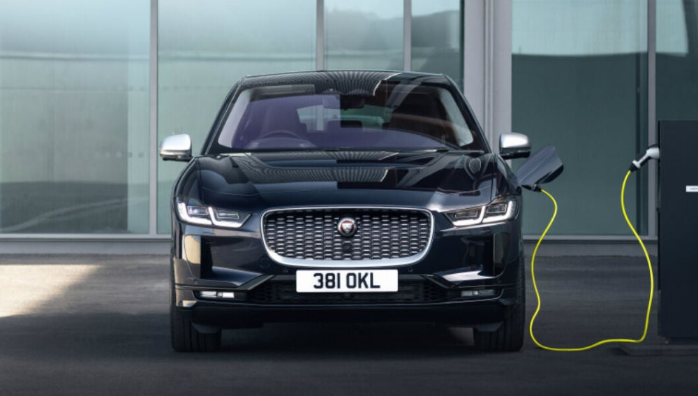 El Jaguar I-Pace tendrá una carga más rápida que otros modelos