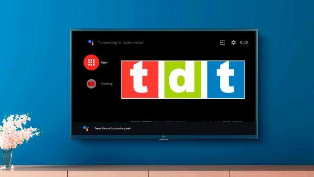 Reorganiza tus canales en Android TV
