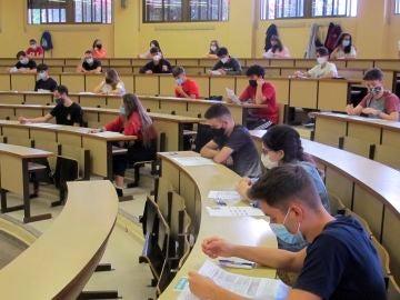 Notas de la Ebau 2021 en Cataluña: Consultar los resultados de selectividad