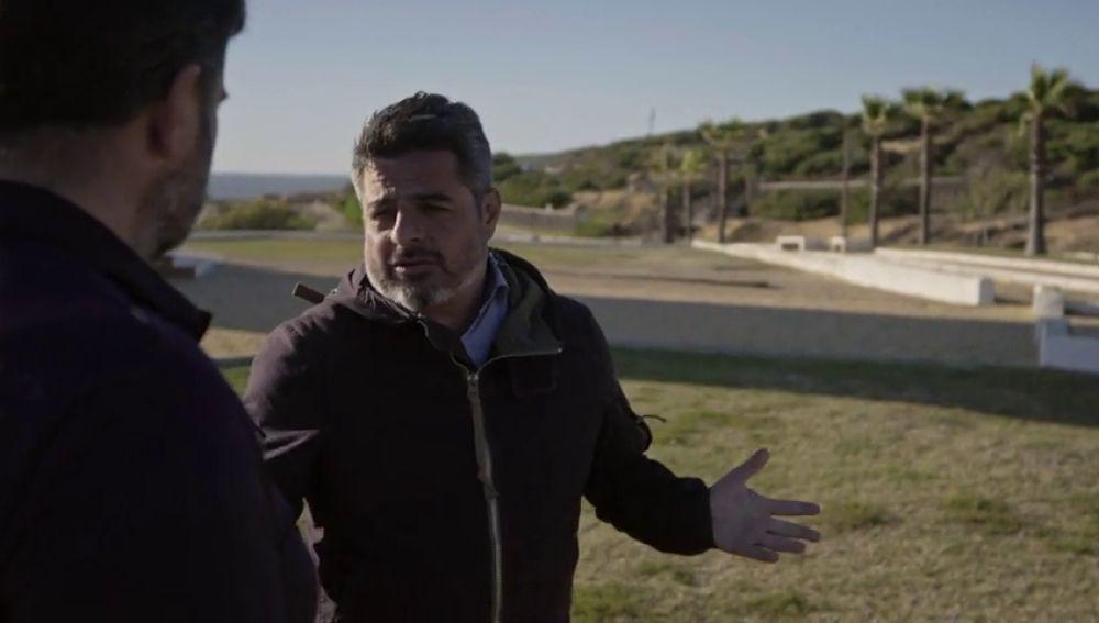 """La respuesta de Jalis de la Serna tras conocer que Matalascañas reutiliza agua de Doñana para su campo de golf: """"Tal vez no es la primera necesidad, ¿no?"""""""