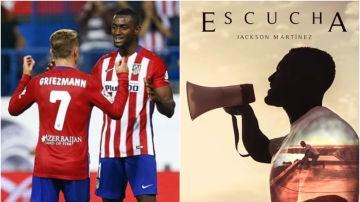 El antes y después de Jackson Martínez