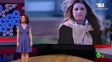 """Cristina Gallego defiende a Rosalía Iglesias al ritmo de Taburete, porque """"el amor es ciego y por eso no veía nada"""""""