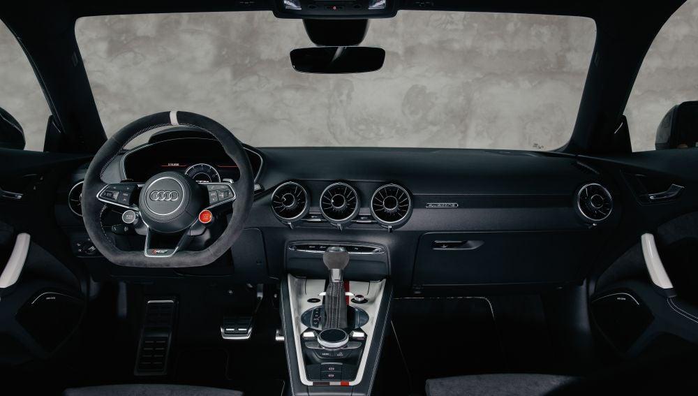 Audi TT RS 40 años de quattro edición limitada a 40 unidades