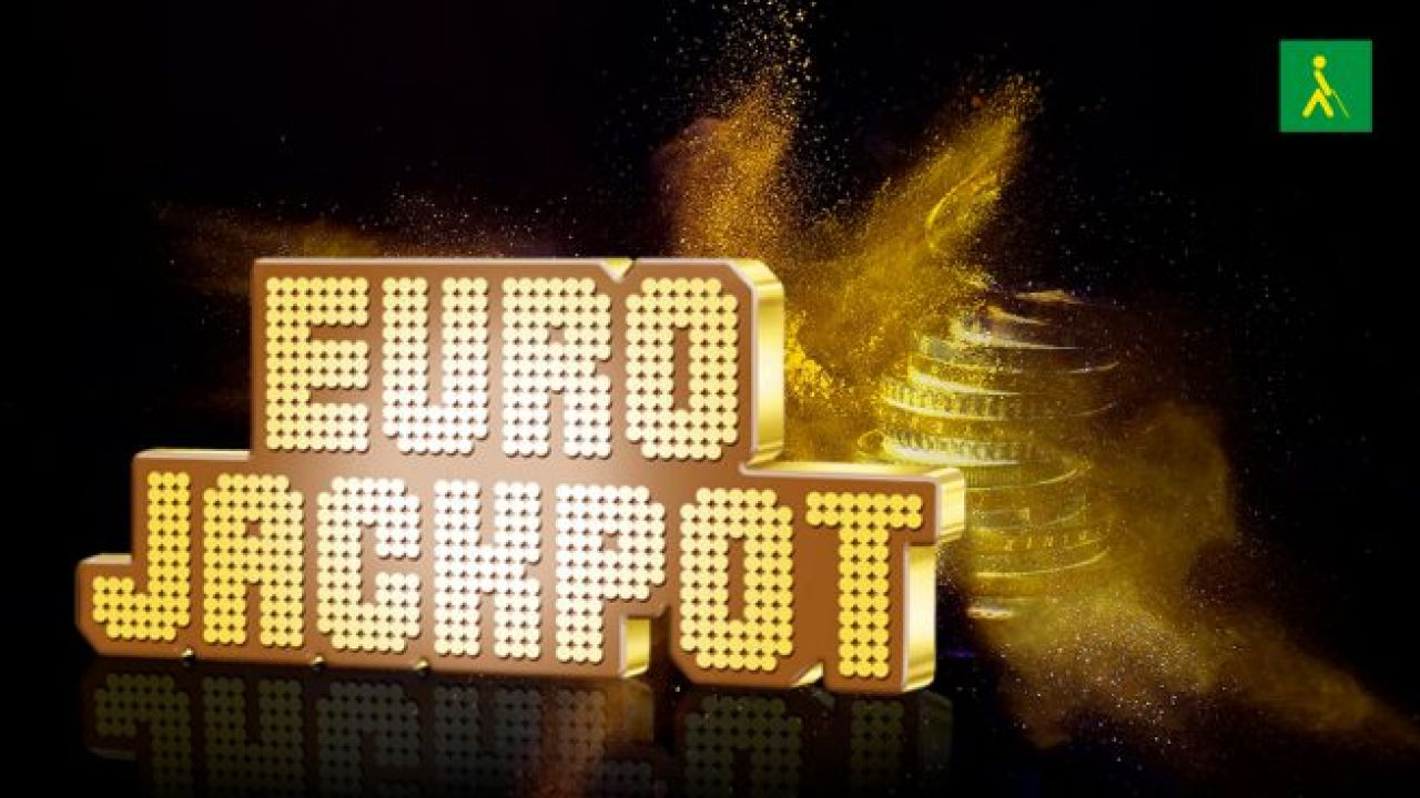 Este es el bote del sorteo de EuroJackpot de la ONCE de hoy viernes 16 de octubre