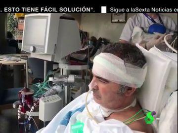 Oxigenación por ECMO: así es la técnica que ha devuelto calidad de vida a un paciente que llevaba 51 días ingresado por COVID