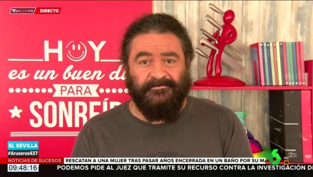 ¿Romperá su silencio El Sevilla sobre todo lo que hay detrás de MasterChef Celebrity?