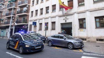Sede de la Jefatura Superior de la Policía Nacional en Murcia