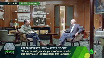 "Pérez-Reverte anuncia que su vida como escritor acabará pronto: ""Me acerco a una zona gris"""