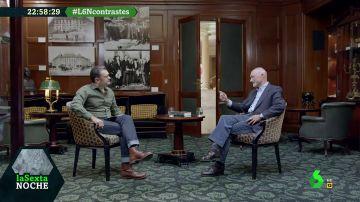 """El motivó que animó a Pérez-Reverte a escribir 'Línea de Fuego': """"Los partidos utilizan la guerra civil de manera peligrosa"""""""