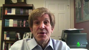 Allan Lichtman, el gurú de las elecciones de EEUU