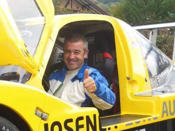 El piloto español Iñaki Irigoien