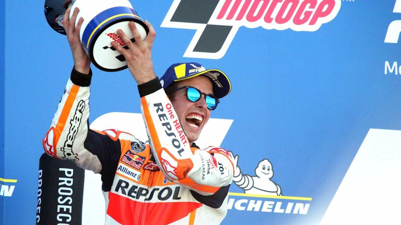 Álex Márquez, en un nuevo podio en MotoGP