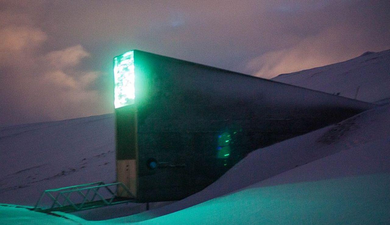 Banco de semillas de Svalbard