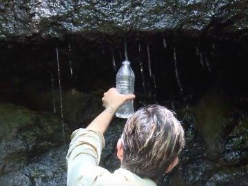 Las aventureras de La Isla cogen agua