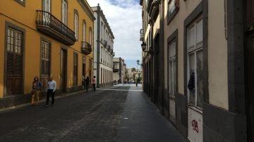 Barrio de Vegueta