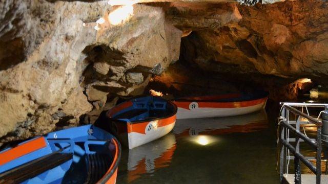 Río Subterráneo de San José