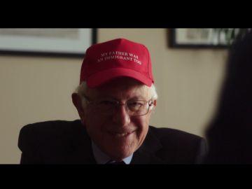 Bernie Sanders se sincera con Évole