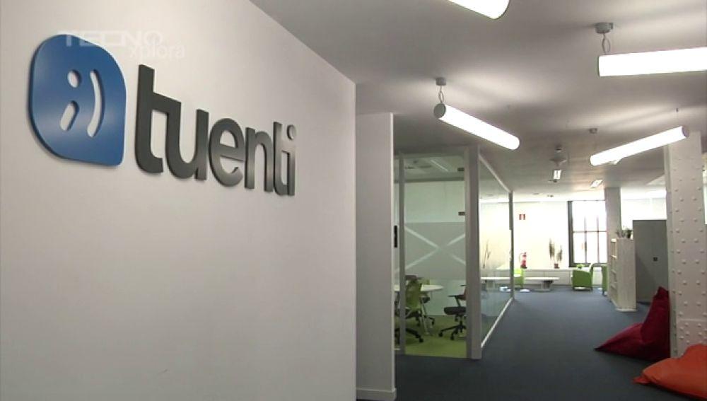 Así son las oficinas centrales de Tuenti